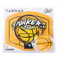 ZAČÁTKY S BASKETBALEM Basketbal - SADA MINI SK100 DUNKER ŽLUTÁ  TARMAK - Basketbalové koše