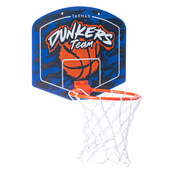 Kids'/Adult Mini Basketball Hoop SK100 Dunkers - BlueBall included.