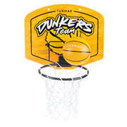 Basketball hoop mini -SK100 Dunker Yellow