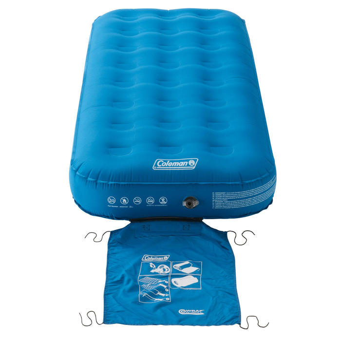Kampeerluchtbed EXTRA DURABLE AIRBED 82 CM 1 persoon
