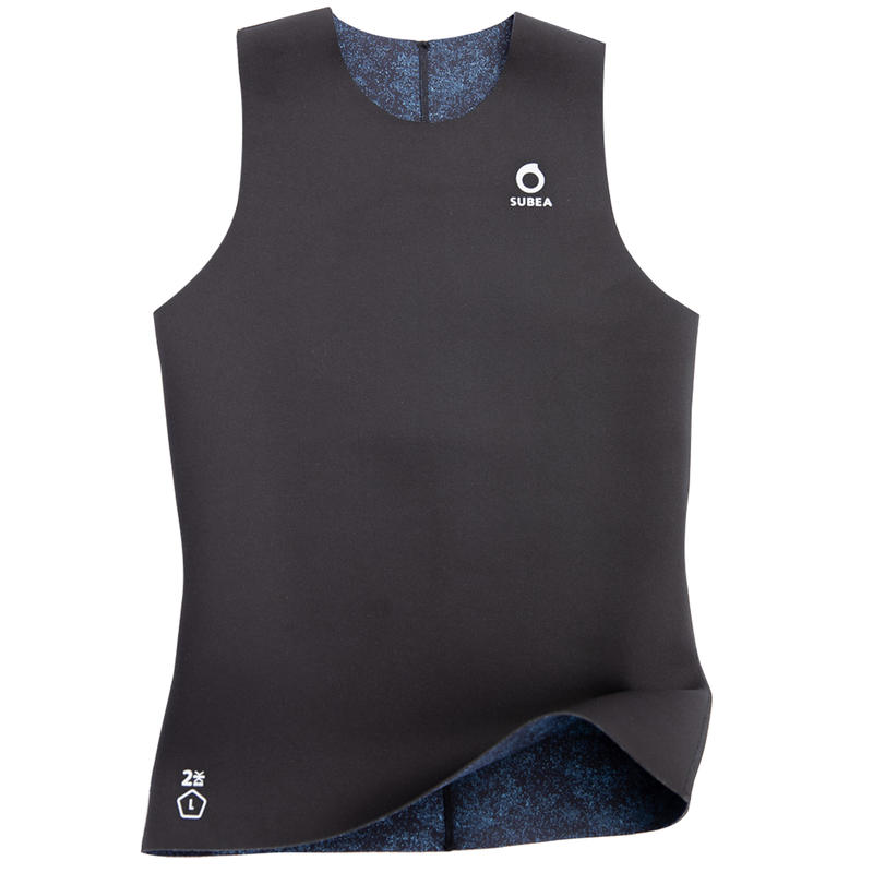 Neoprene SCD diving top 2 mm