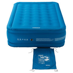 MATELAS GONFLABLE EPAIS DE CAMPING - EXTRA DURABLE AIRBED 137 CM - 2 PERSONNES