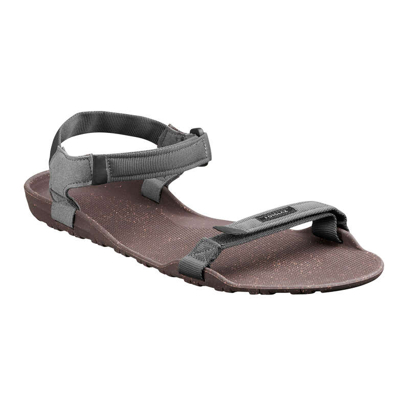 MEN SHOES MOUNTAIN TREK Trekking - Sandals Trek 500 FORCLAZ - Trekking