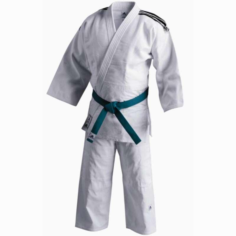 JUDO Box és harcművészet - J500 felnőtt judo ruha  DOUBLE D - Harcművészet