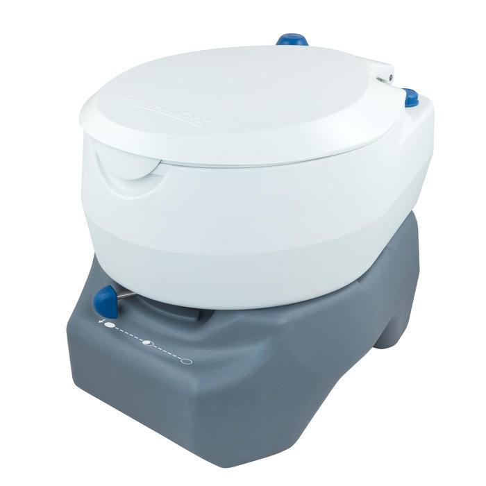 WC Chimiques portables pour le camping - 20 Litres