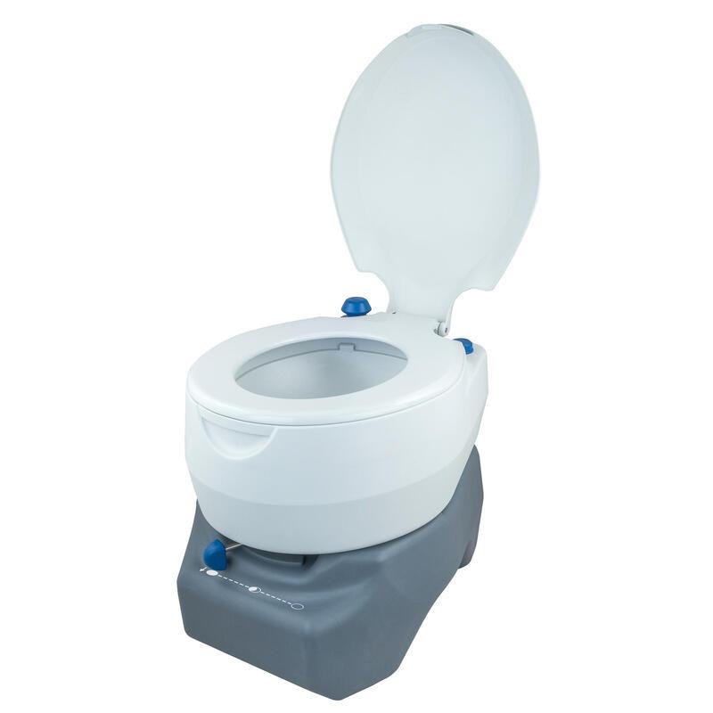 Toaletă chimică portabilă pentru camping 20L