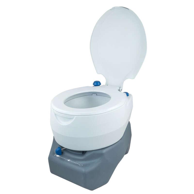 OŚWIETLENIE, HIGIENA NA BIWAKU Akcesoria kempingowe - Toaleta turystyczna - 20 l CAMPINGAZ - Akcesoria kempingowe