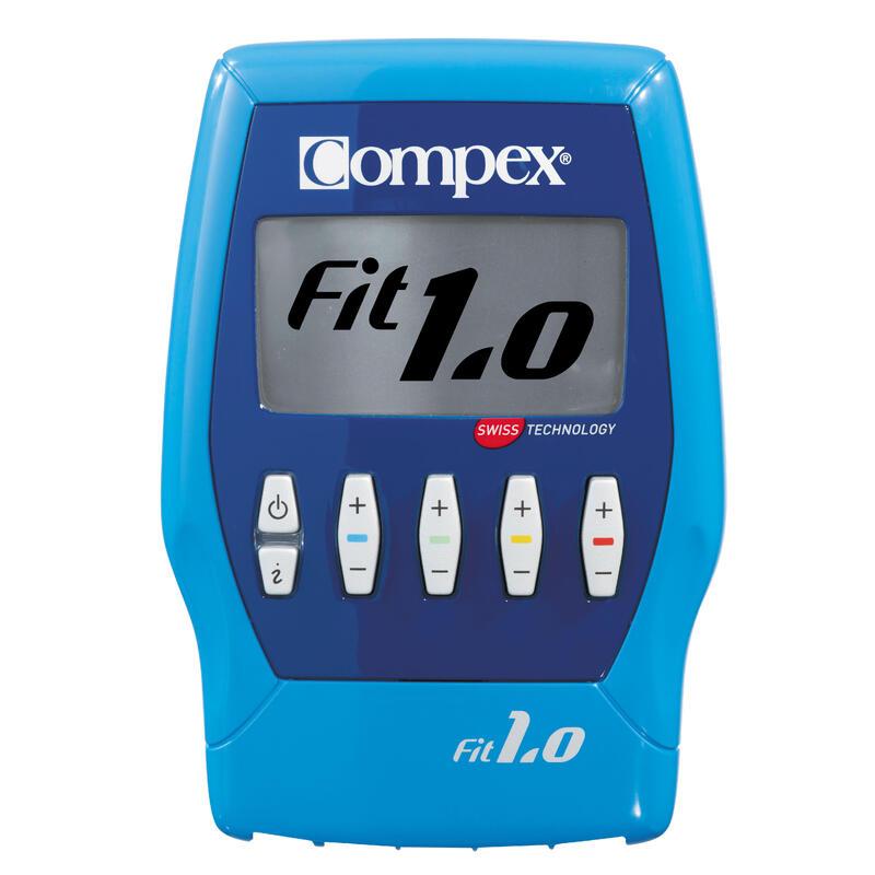 Electroestimulador Muscular Compex FIT 1.0 azul