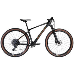 "Vélo VTT XC 940 LTD 29"" semi rigide CARBONE Eagle 1x12 noir"