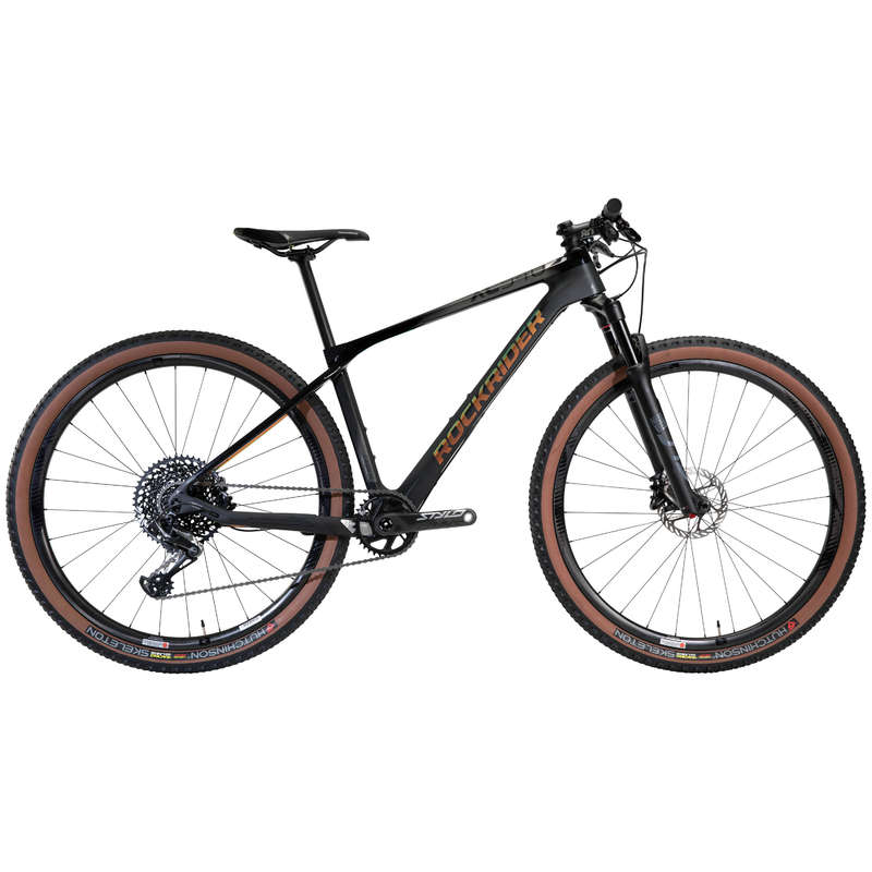 AD CROSS COUNTRY MTB BIKE Bikes - XC 940 Ltd Carbon Hardtail Mountain Bike, 29