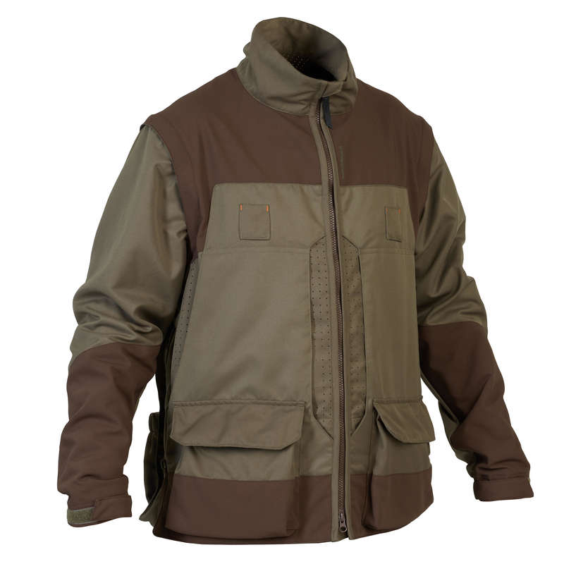 Одежда на сухую погоду Охота - Куртка SG900 SOLOGNAC - Виды охоты