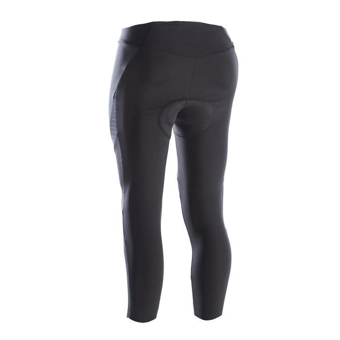 Fietskuitbroek zonder bretels voor dames Racer
