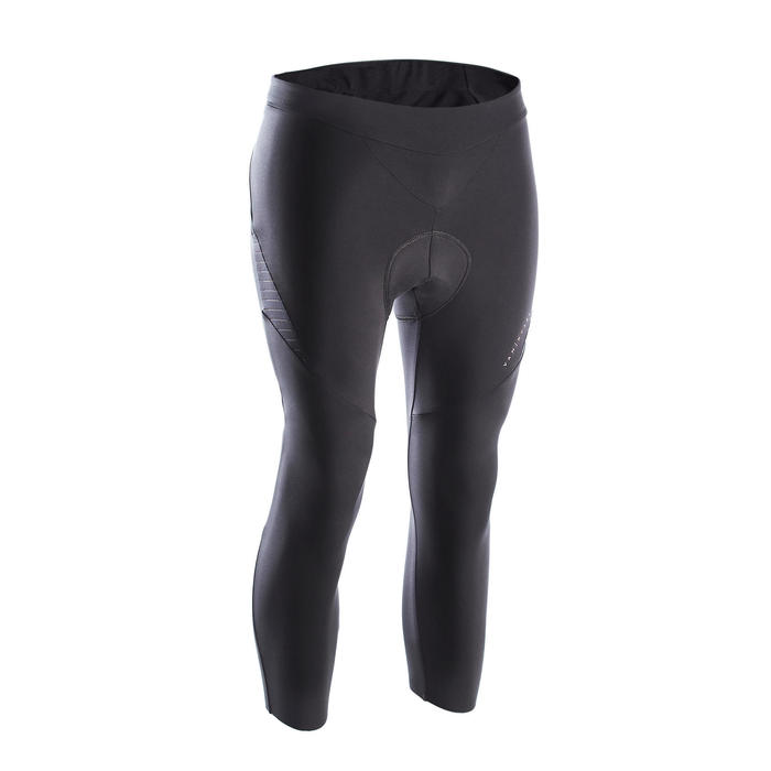 Women's Bibless Cycling Cropped Bottoms Racer