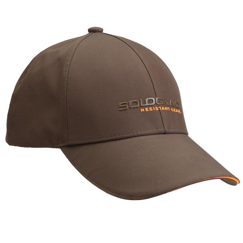 Waterproof Cap - Brown
