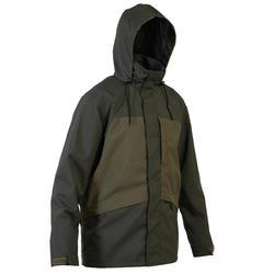 Regenjas voor de jacht Supertrack 100 groen