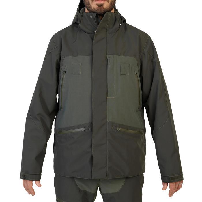 Regenjas voor de jacht Renfort 540 groen
