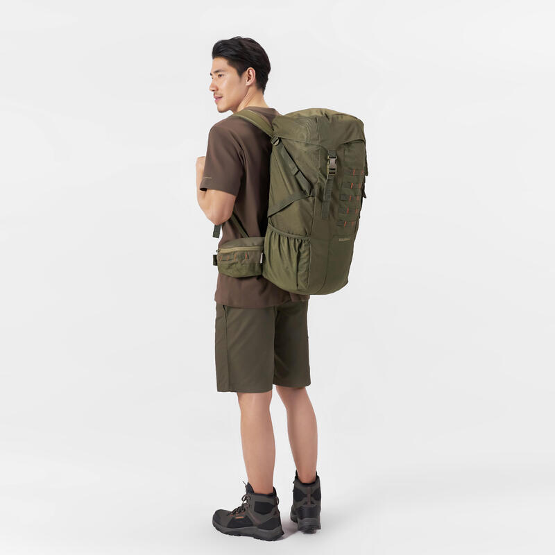 WILD DISCOVERY X-Access Backpack 50 Litres - Green