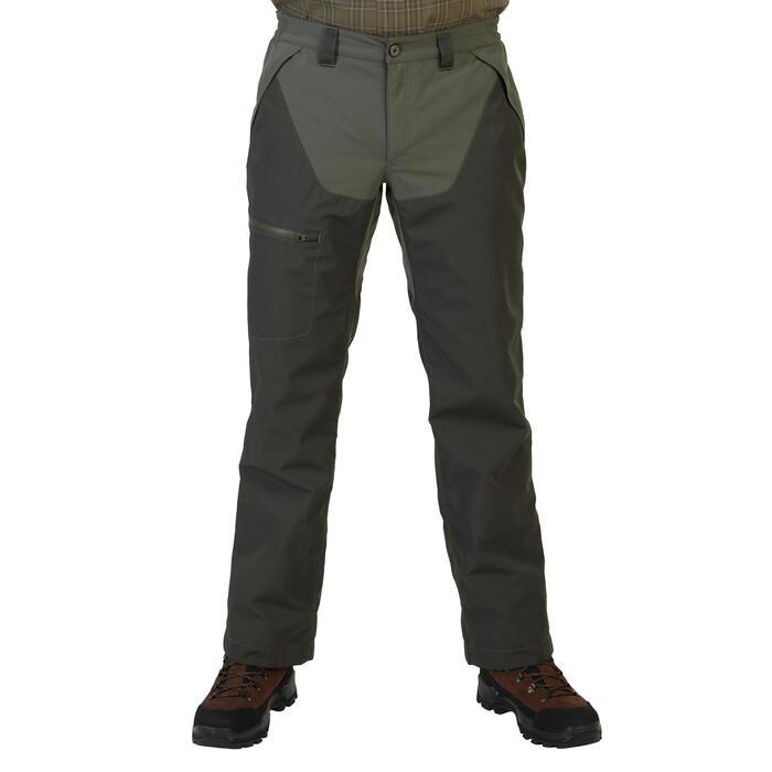 Waterdichte jagersbroek Renfort 540 groen