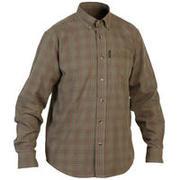 Men's Full Sleeve Shirt 100 Green/Red Check