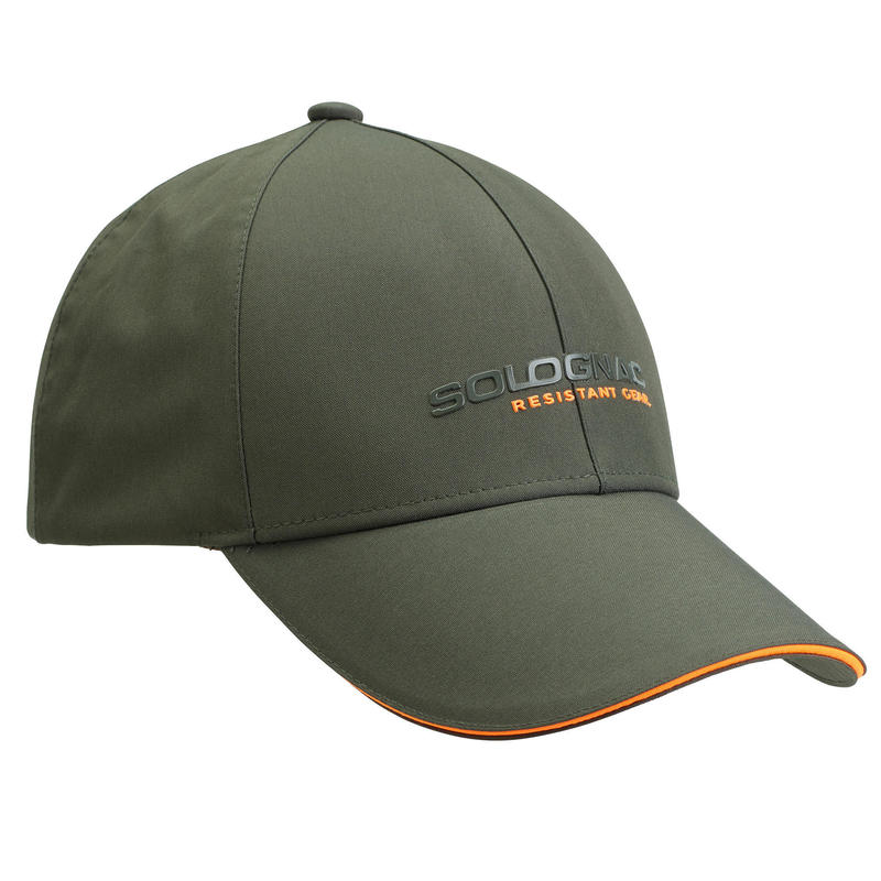 Hunting Cap 500 - Green Waterproof