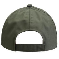 Casquette Chasse 500 Imperméable Vert