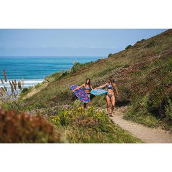 NORA AKARU Women's high-waisted surfing swimsuit bottoms