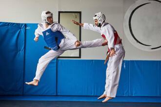 Taekwondo, les règles de base en compétition