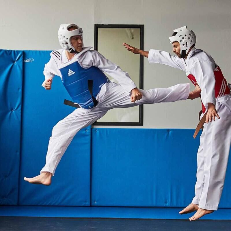 Taekwondo, de basisregels in wedstrijden