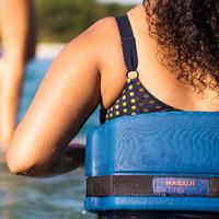 Ceinture en  mousse Aquagym -Aquafitness -Aquajogging  bleu