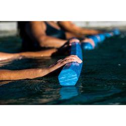 Frite en mousse Aquagym - Aquafitness bleu