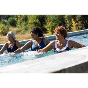 Women's Aquafitness One-Piece Swimsuit Mary - Blue