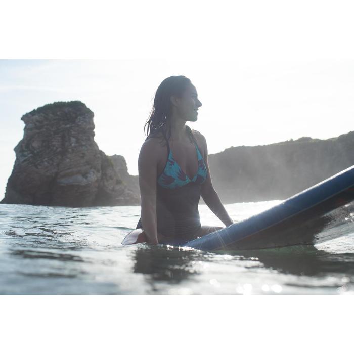 Maillot de bain de surf 1 pièce femme avec double réglage dos BEA KOGA MALDIVES