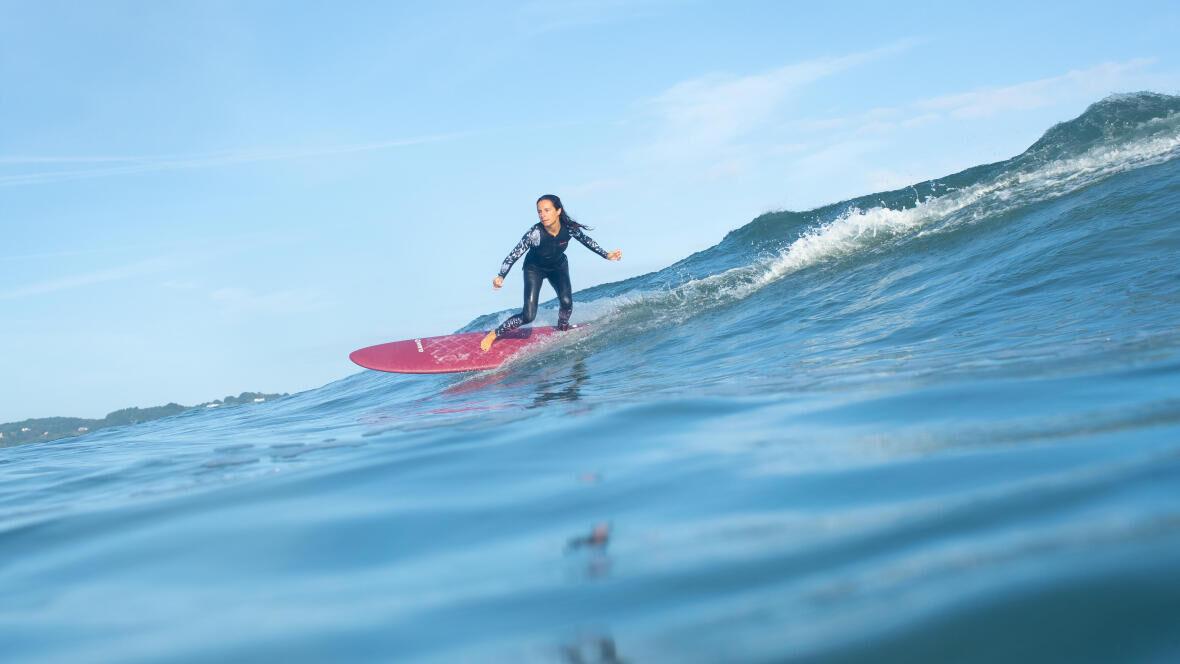 De positieve effecten van surfen