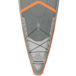 """探險用雙氣室充氣式立式划槳板X900 14'-31""""-6"""""""