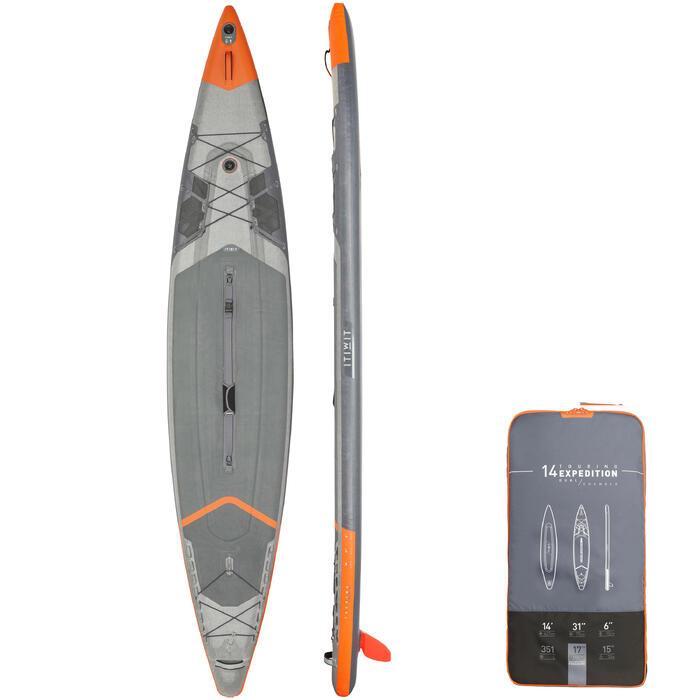 "Opblaasbaar supboard Expedition X900 dubbele kamer 14""-31'-6'"