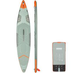 """SUP-Board Stand Up Paddle aufblasbar X500 Tandem 15""""-35' grün"""