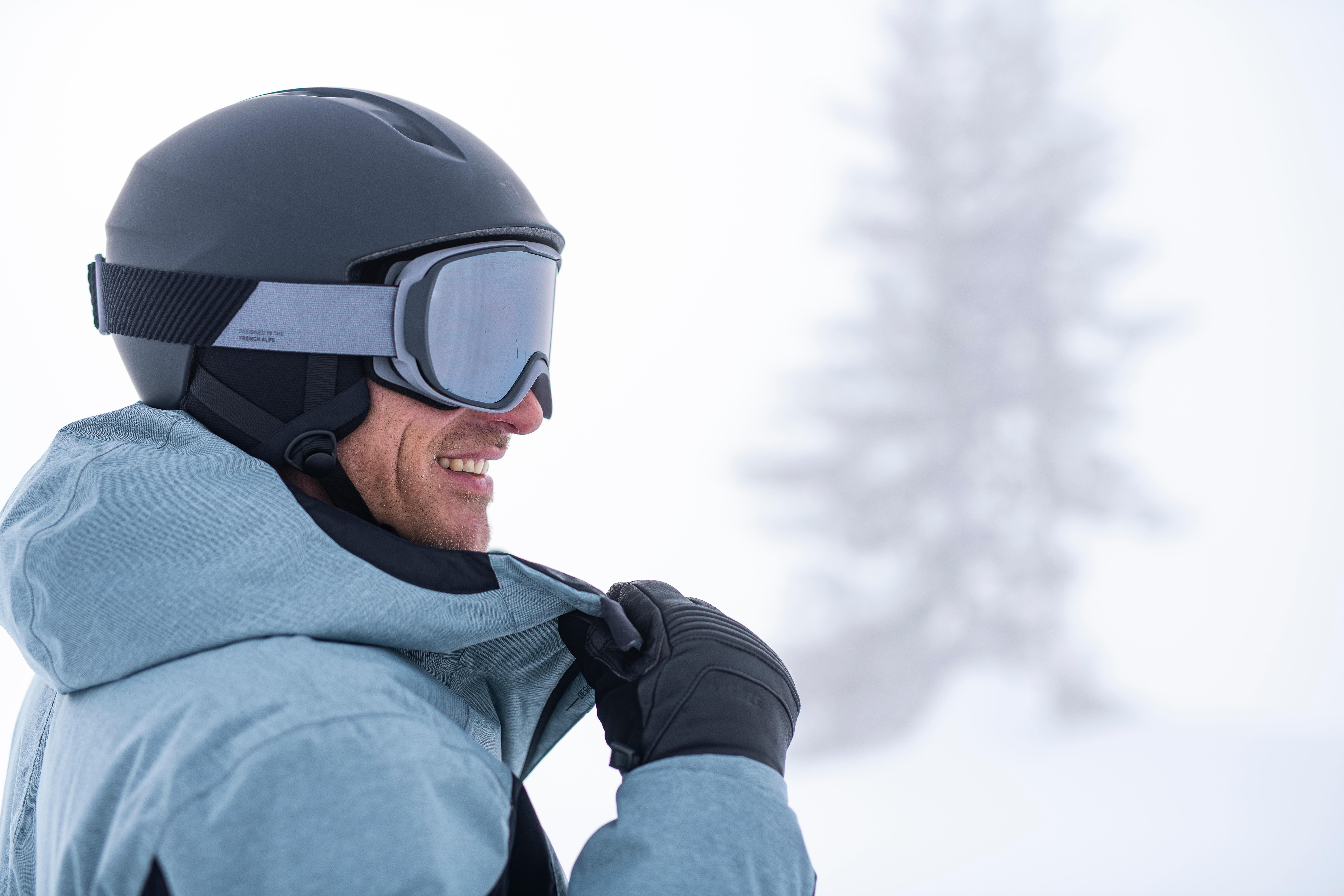 erkek kayak montu