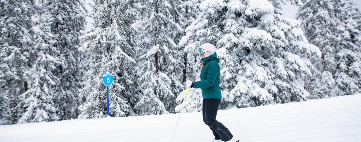 Découvrir le ski alpin