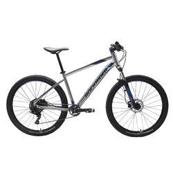 Mountainbike ST530 MTB 27,5 Zoll grau