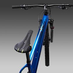 """XC mountainbike 500 29"""" hardtail Eagle 1x12 felblauw"""