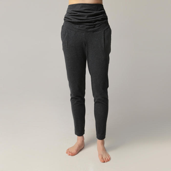 Women's Maternity Gentle Yoga Bottoms - Grey