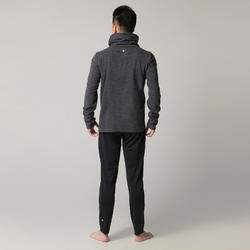 Men's Relaxation Yoga Sweatshirt - Grey