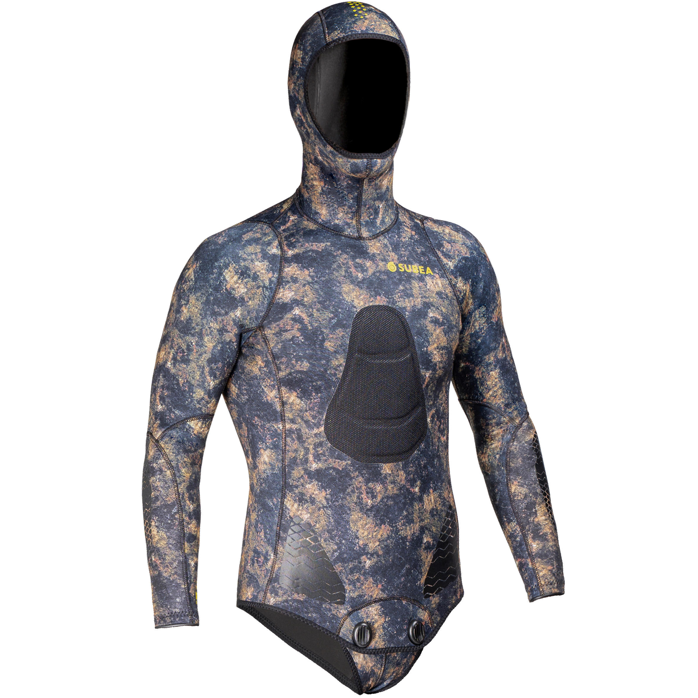 Jachetă vânătoare SPF 500 Kaki la Reducere poza