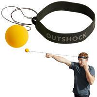 Boxing Reflex Ball for Precision Strike Work.