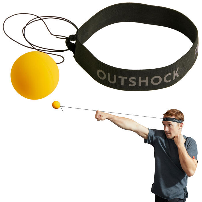 Boxing Reflex Ball for Precision Strike Work.
