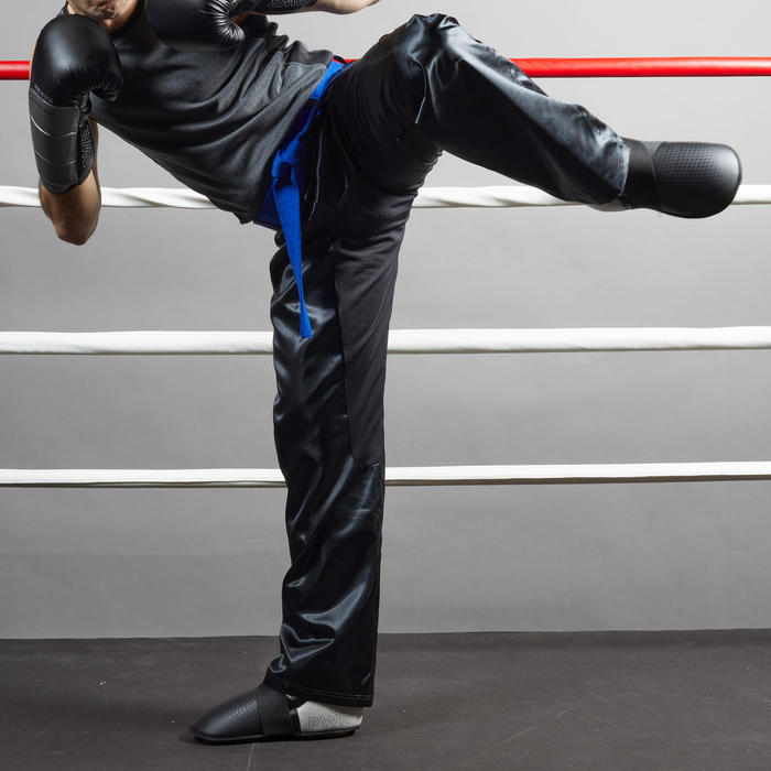 PANTALON FULL-CONTACT 500 NOIR