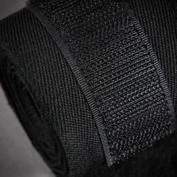 Boksbandages 100 2,5 m zwart