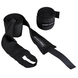Boxing Wraps 100 2.5m - Black