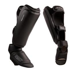 Scheen-voetbeschermer voor kickboksen volwassenen 900