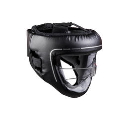 Kids' Helmet 100 with Built-in Face Protection